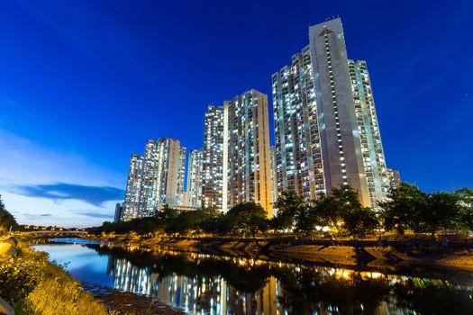 Hong Kong residence