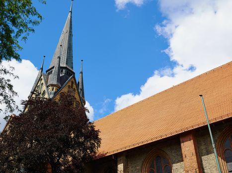 Nikolai Church  Flensburg Germany