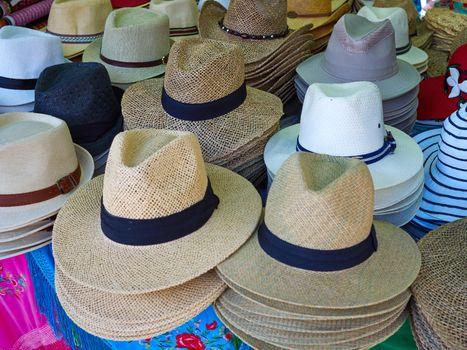Retro fashion men's hats