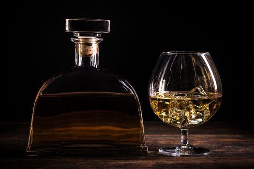 Cognac or brandy