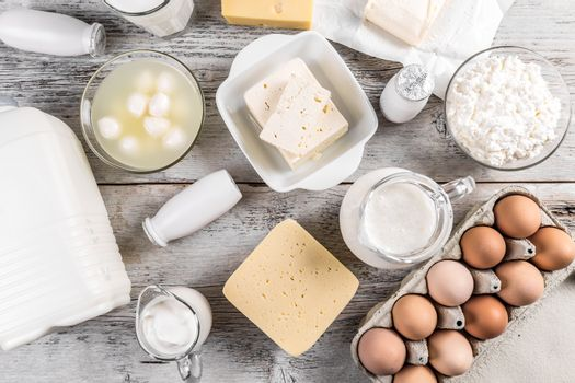 Healthy dairy products