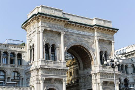 Vittorio Emanuele Gallery