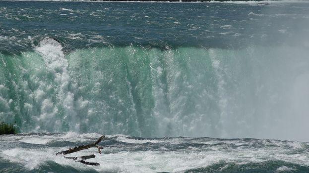 Waterfall Or Cascade