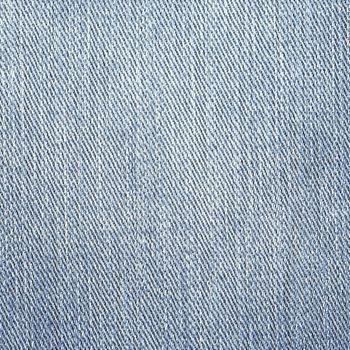 Jeans Denim Texture. Light Gray Blue Color