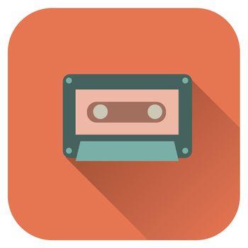 Illustration Of A Cassette
