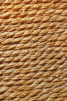 burlap rope texture