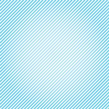 Blue gradient diagonal lines pattern. Repeat stripes texture background, Vector illustration