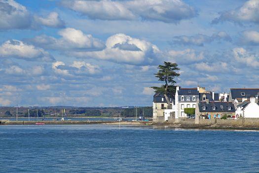 Ile Tudy Brittany France