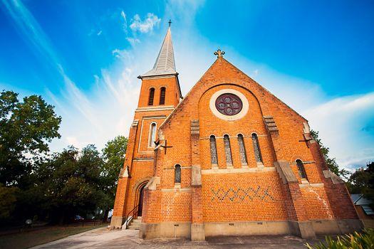 All Saints Anglican Church Tumut New South Wales Australia