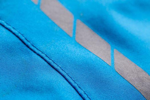 Coat textile texture