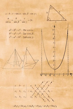 Algebra, trigonometry and geometry formula