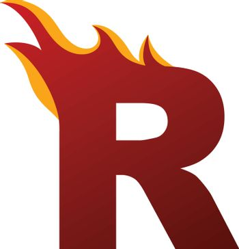 fire burn initial letter alphabet