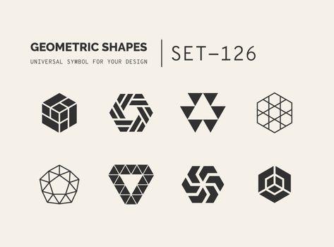 Set of universal minimal geometric