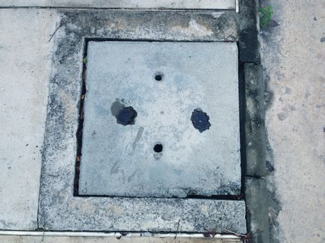 cement drain cap