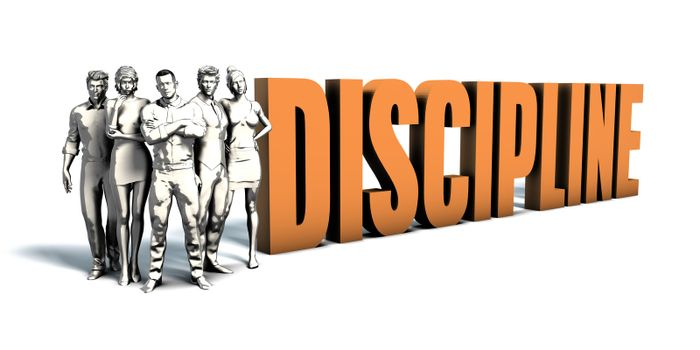 Business People Discipline Art
