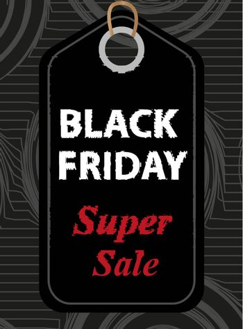 Black Friday  flyers,  templates for your poster design, invitation, banner. Special offer, discounts. Vector illustration