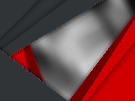 Techno vector background