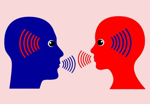 Listening closely and mindful with empathy is an important rule