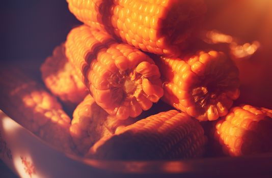 Tasty corn