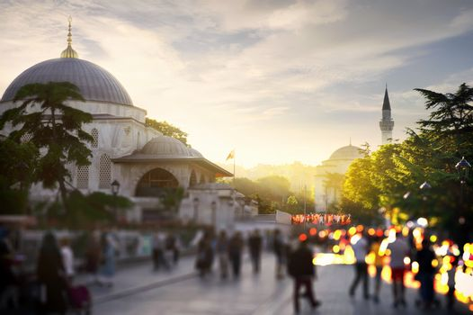 Street in Istanbul