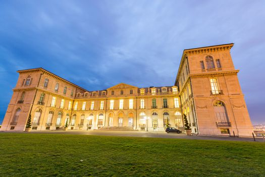 Marseille Palais Pharo