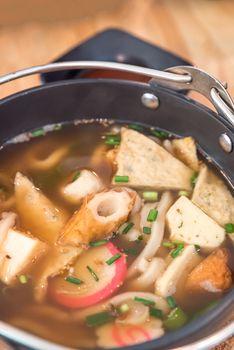Miso Soup Udon