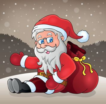 Santa Claus subject image 1