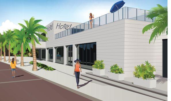 Dalmation Riviera Hotel