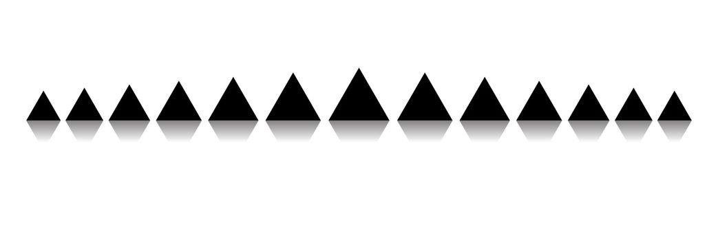 diamond line footer divider vector design diagonal
