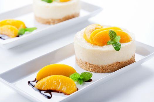 Fancy Cheesecake Dessert