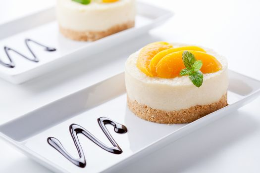 Sweet Cheesecake Dessert