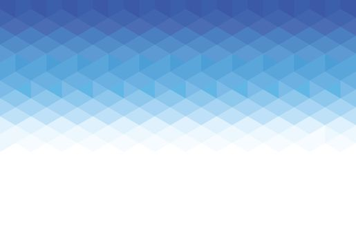 Abstract background blue, illustration