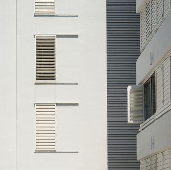 Multi-storey residential building