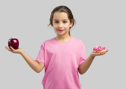 Donut or Apple