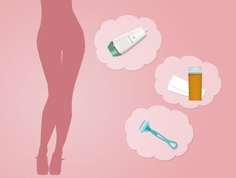 different types and methods of epilation