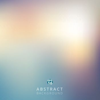 Abstract blurred background retro style for wallpaper design. Vector illustration