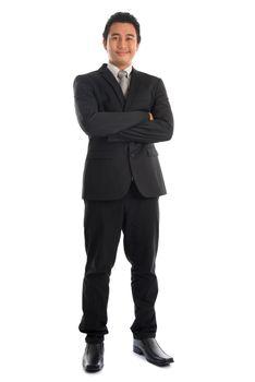 Southeast Asian businessman portrait