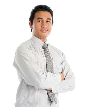 Southeast Asian business people