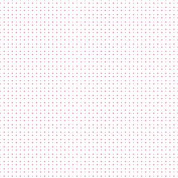 Pink halftone with dots pattern on white background for valentines day. wedding card. Vector illustration