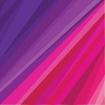 Abstract shape pink and purple color valentines day illustration and wedding background, Vector Illustration