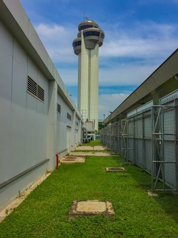 Air Traffic Control Tower Ho Chi Minh Airport