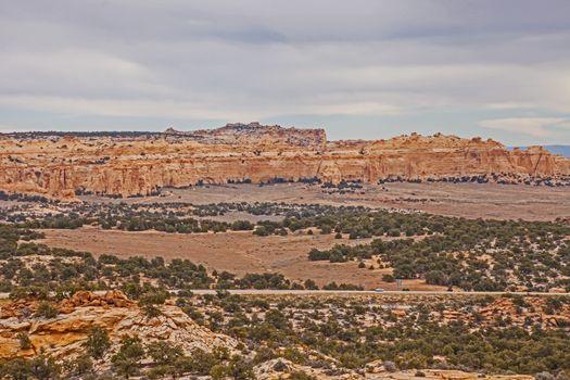 Scenic Utah Landscape