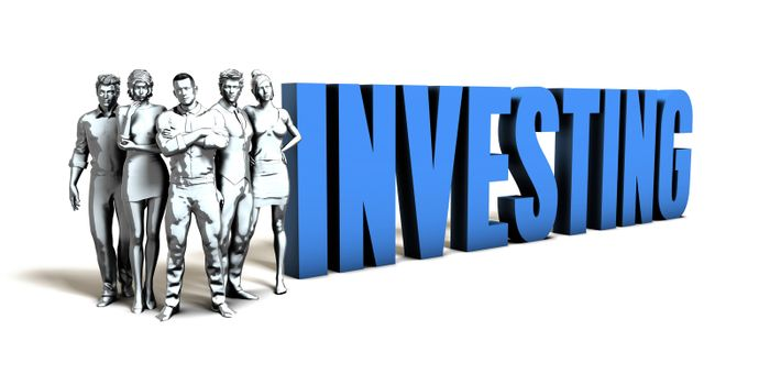Investing Business Concept