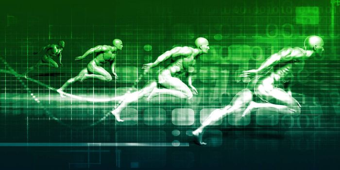 Technology Arms Race and Competition to be Best