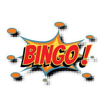bingo comic word