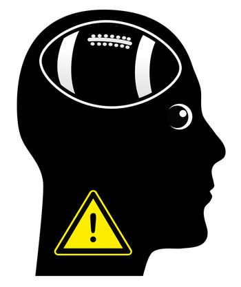 Be aware of a person who is totally addicted to football games