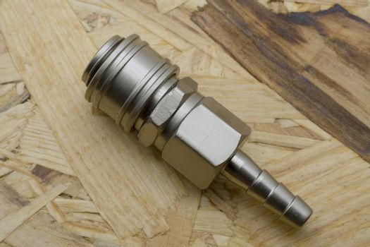 Coupler. Air coupling connector.