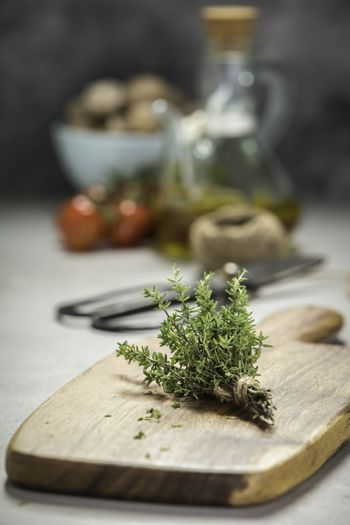bunch of thyme