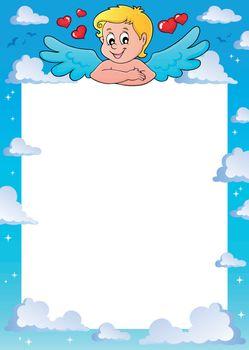 Cupid thematics frame 1