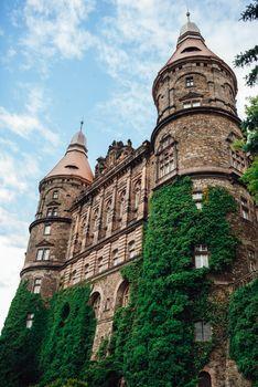 castle ksiaz in Swiebodzice Poland
